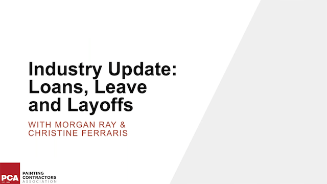 Loans, Leave, and Layoffs