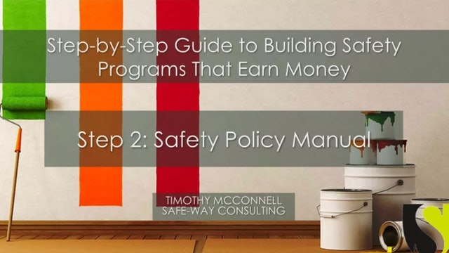 Safety Policy Manual