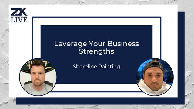 Leverage Your Business Strengths