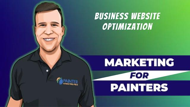 Business Website Optimization