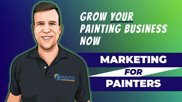 Grow Your Painting Business NOW