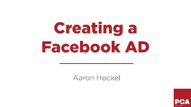 Building a Facebook AD
