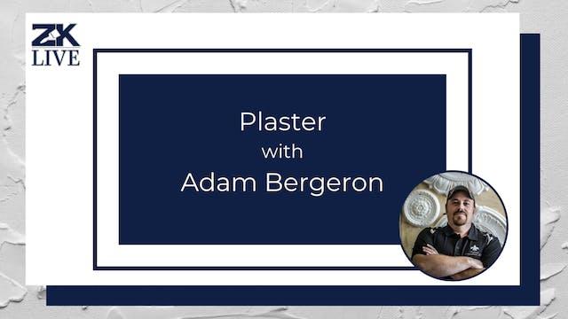 Plaster with Adam