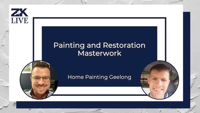 Painting and Restoration Masterwork