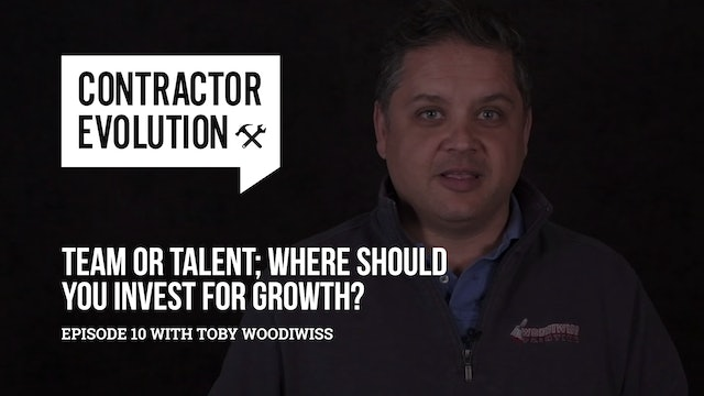 Team Or Talent; Where Should You Invest For Growth?