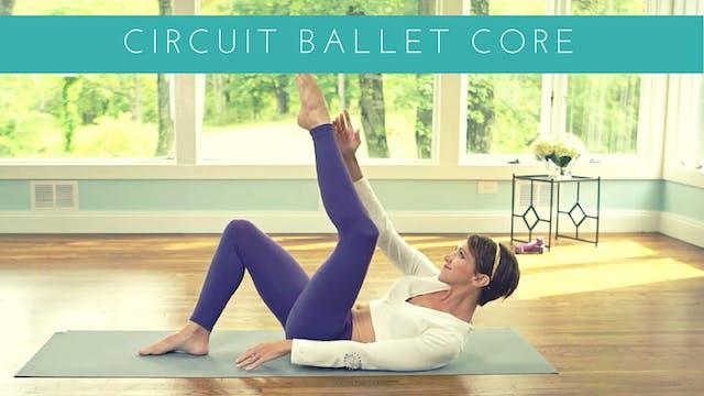 Circuit Ballet Core with Tamara Newell