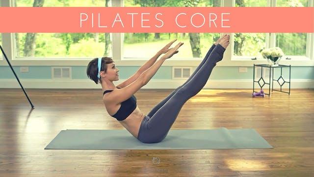Pilates Core with Tamara Newell