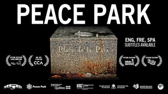 Peace Park - MQC - Official Theatrical Trailer