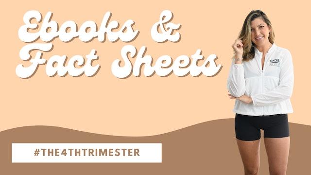 E-Books & Fact Sheets