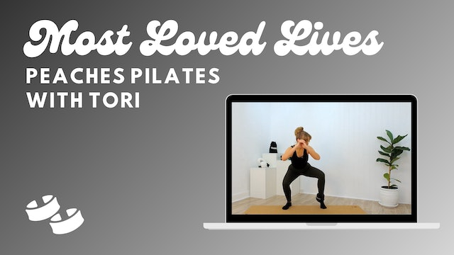 Most Loved Live - Pilates With Tori 2