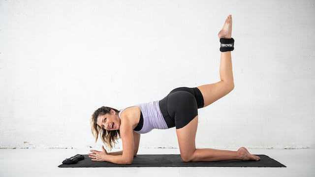 Wed 14/10 6:30am AEST   Pilates With Bec