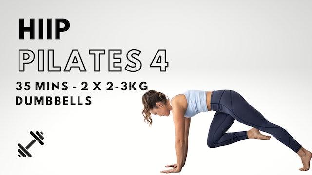 HIIP Pilates 4