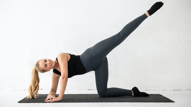 Wed 07/10 6:30am AEST   Pilates With ...