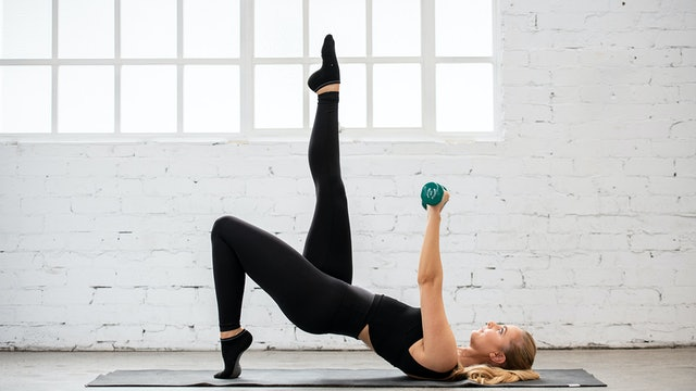 Tue 1/9 6:30AM AEST | Power Pilates With Tori