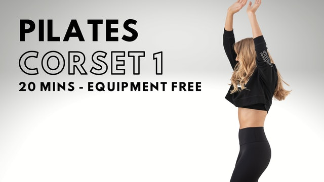 Pilates Corset