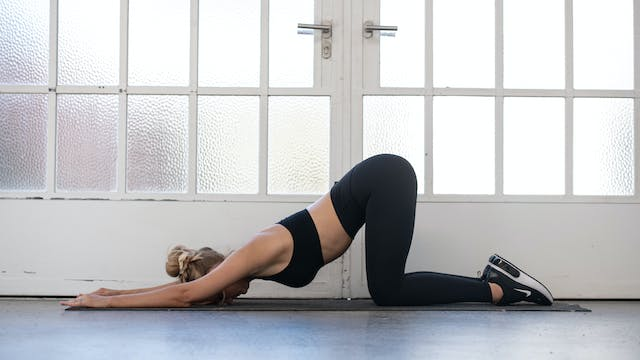 Mon 8/02 07:00am AEST | Pilates With ...