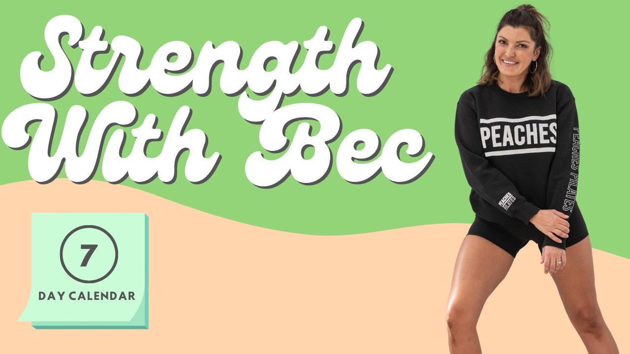 STRENGTH WITH BEC