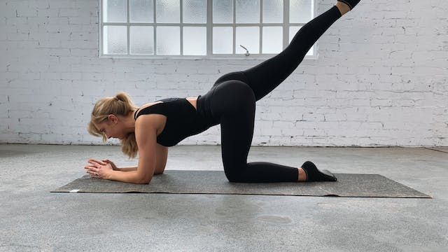 Mon 1/02 07:00am AEST | Pilates With ...