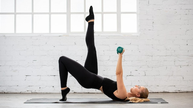 Tue 15/9 6:30AM AEST | Power Pilates With Tori