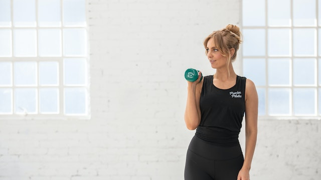 Tues 08/12 6:30am AEST | Power Pilates With Tori