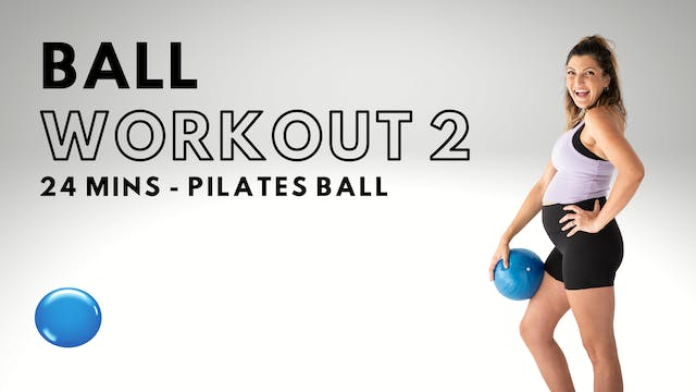 Ball Workout 2