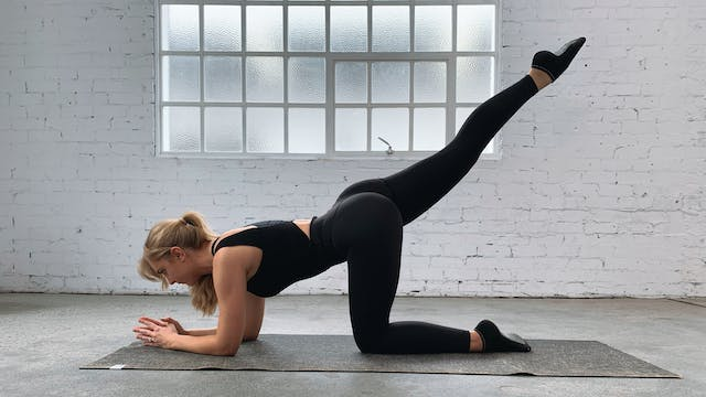 Wed 2/9 6:30am AEST   Pilates With Tori