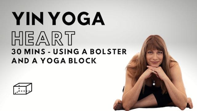 Yin Yoga Heart
