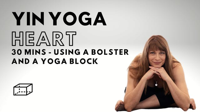 Yin Yoga - Heart
