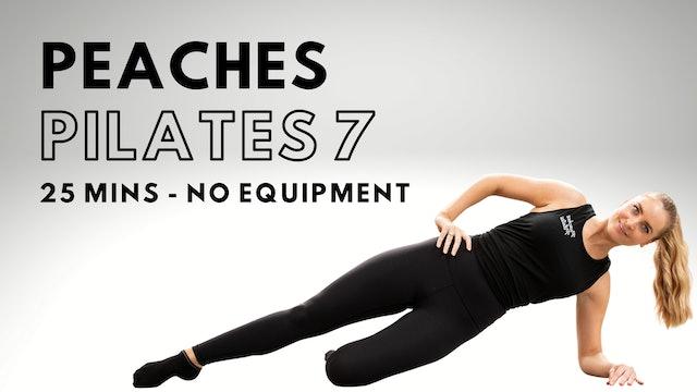 Peaches Pilates 7 - Progressions