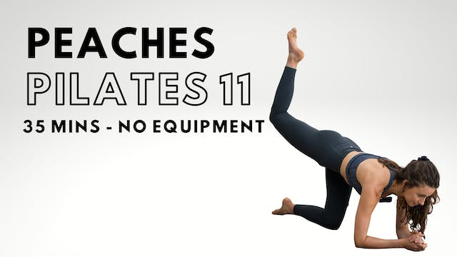 Peaches Pilates 11