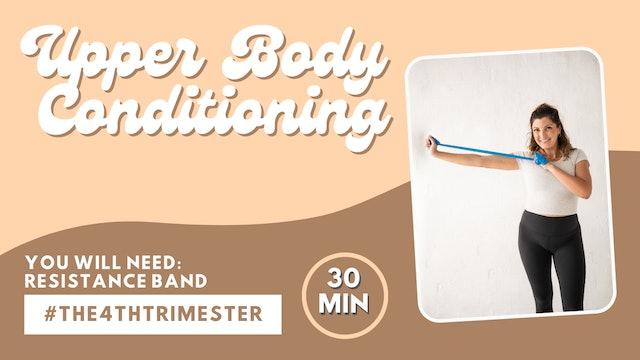 Upper Body Conditioning