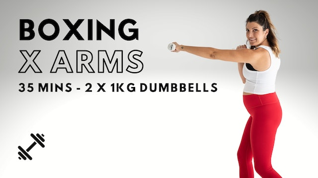 Boxing X Arms