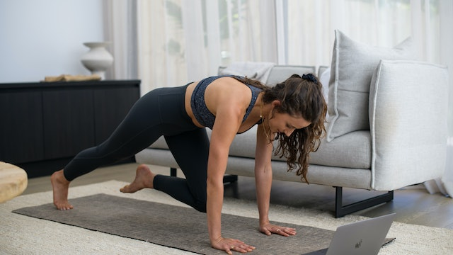 Weds 24/03 07:00am AEST | Monster Abs With Milly
