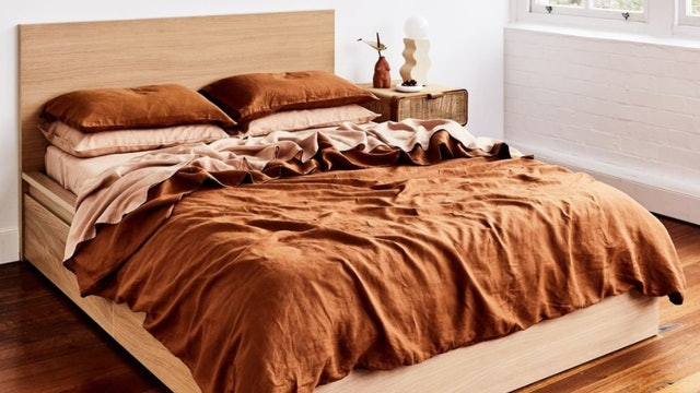Bed Threads Linen Sheets