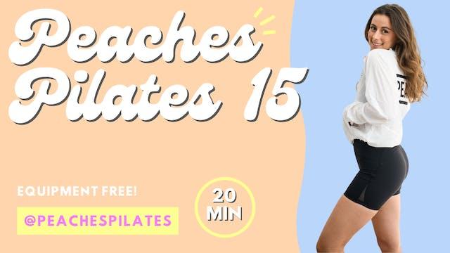 Peaches Pilates 15
