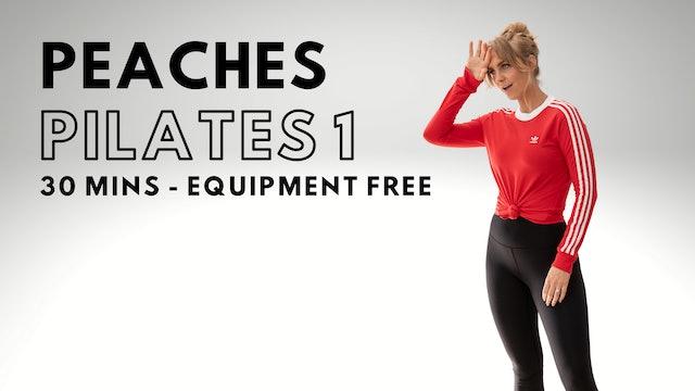 Peaches Pilates 1