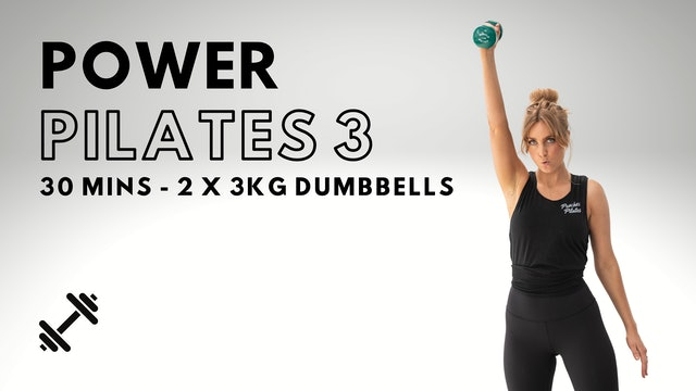 Power Pilates 3