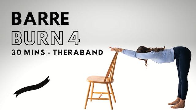 Barre Burn 4
