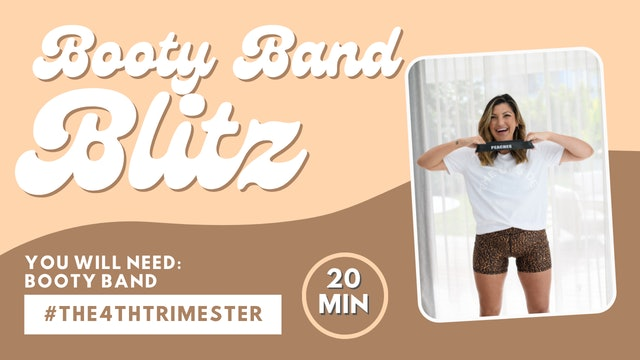 Booty Band Blitz