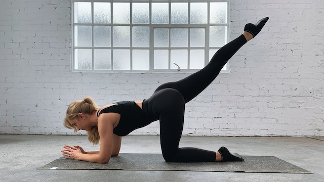 Wed 9/9 6:30am AEST | Pilates With Tori