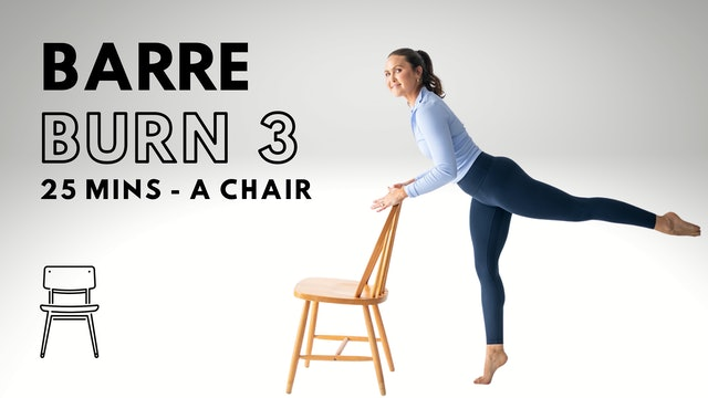 BARRE BURN 3