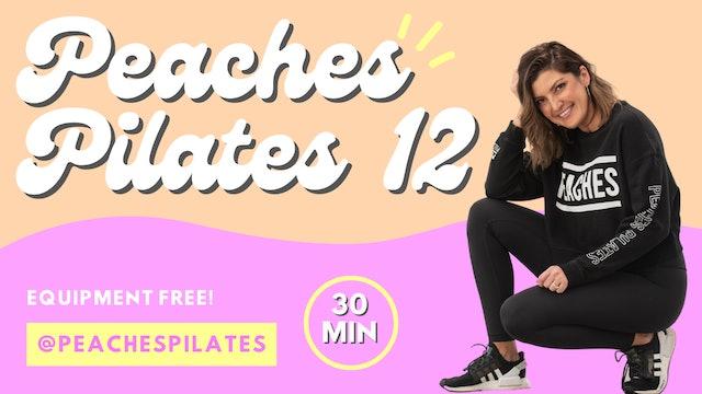 Peaches Pilates 12