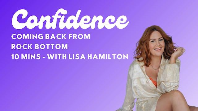 Confidence - Rock Bottom