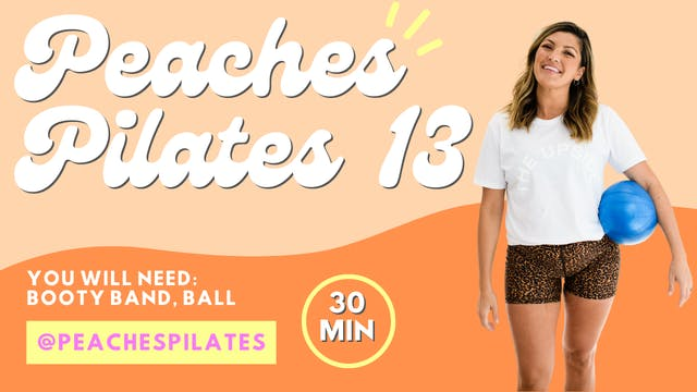 Peaches Pilates 13