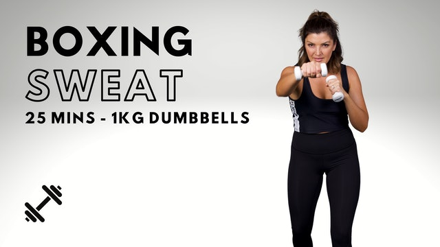Boxing Sweat