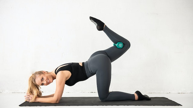 Weds 17/02 07:00am AEST | Power Pilates With Tori