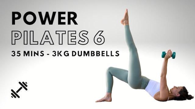 Power Pilates 6