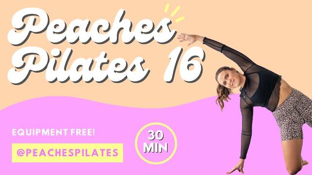 Peaches Pilates 16