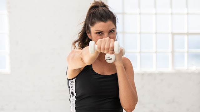 Sat 29/8 8:00am AEST | Boxing With Bec