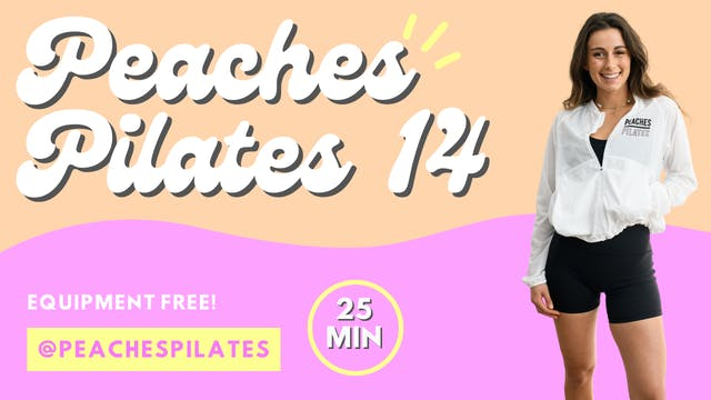 Peaches Pilates 14